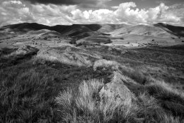 Howgills Black and White