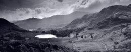 View Towards Blea Tarn