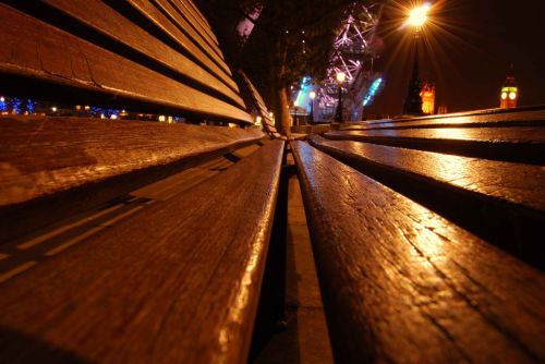 Photo from a bench