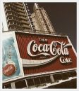 Coke sign fifties style