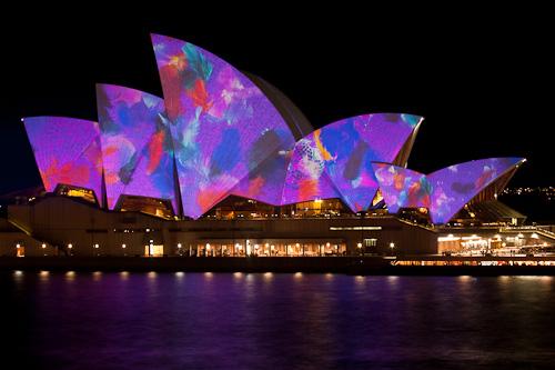 Vivid Sydney Festival of Lights
