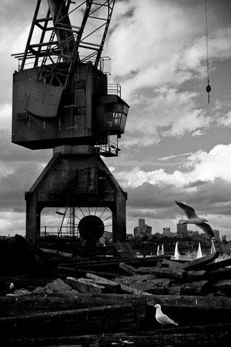 Maritime dockyard Sydney