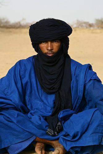 Tourag Sahara Desert