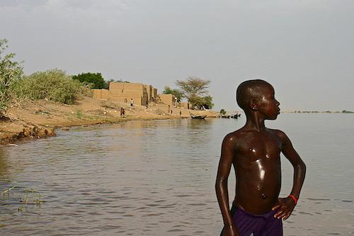 River Niger Mali
