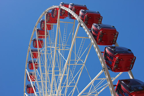 Big wheel - Sydney Darling Harbour