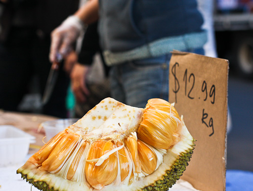 Discovering Cabramatta's Asian fruit and vegetable street markets