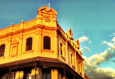 Old building Sydney
