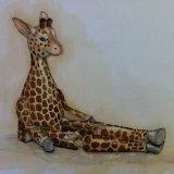 cool giraffe