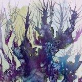 purple thicket