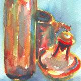 bottles yellow