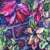 creeping autumn