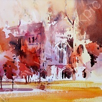 """Impressions of Winchester 5""""x5"""""""