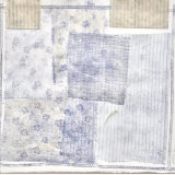 Brocade, striped silk 1