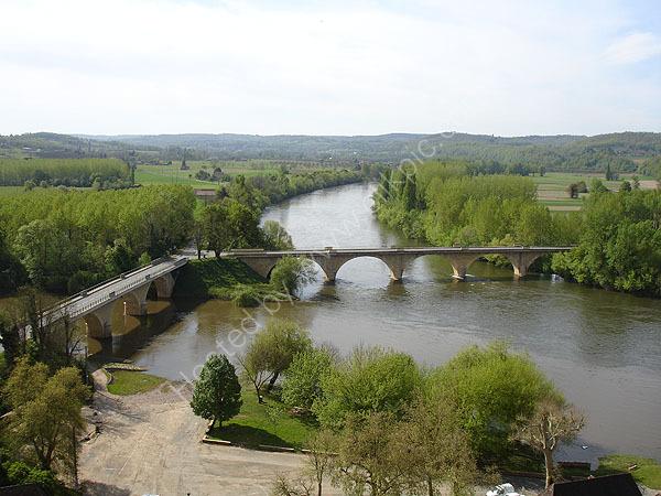 The Dordogne and the Vezere