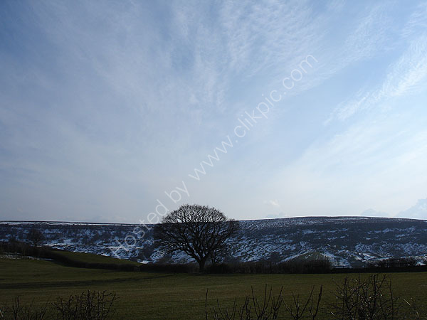 Near Rosedale Abbey
