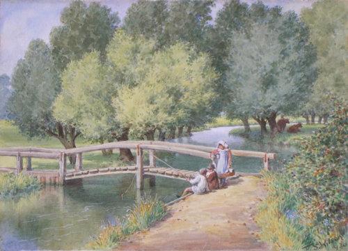 F.S.WILSON (Exhibited 1909)