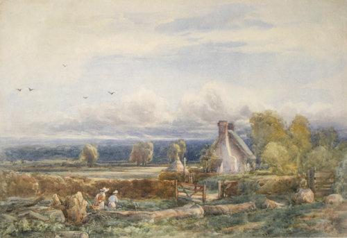 ALBERT MARLOW (1862 - 1911)