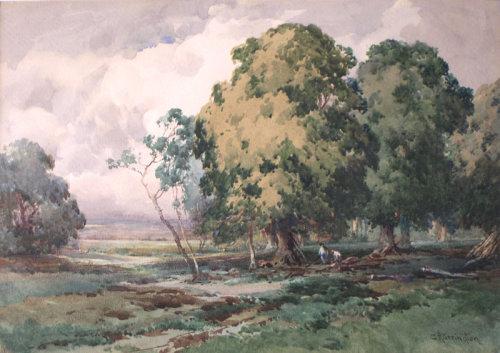 CHARLES HARRINGTON (1865 – 1943)