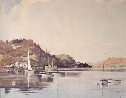 ALBERT GORDON THOMAS (1893 - 1970)