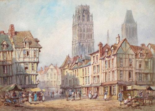 Pierre Le Boueff (Exhibited 1899 - 1912)