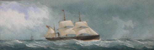 Charles Taylor Junior (Ex: 1841 – 1883)