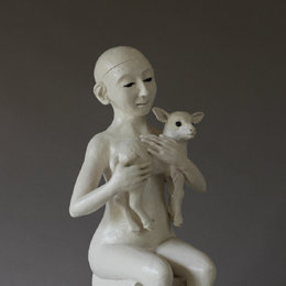 Lamb and Child