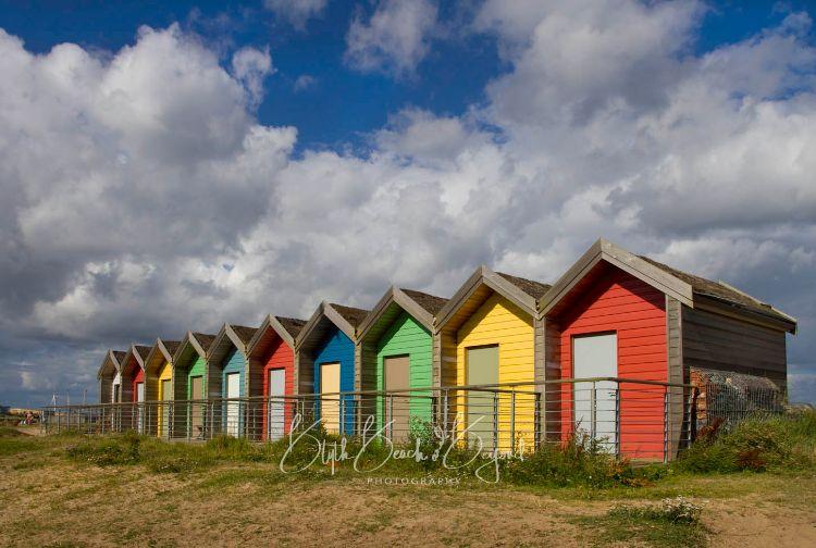 Summer at The Beach Huts