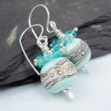 Seafoam Glass Gems