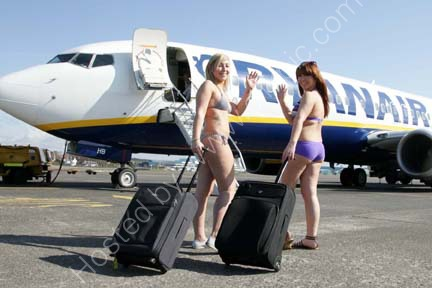 Launch of summer routes by Ryanair