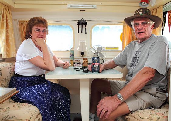Bob and Yvonne