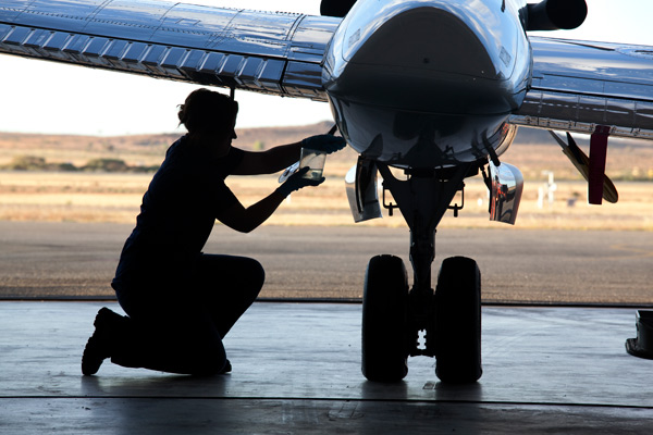 Checking the Fuel