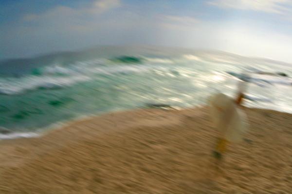 Surfer at Tamarama