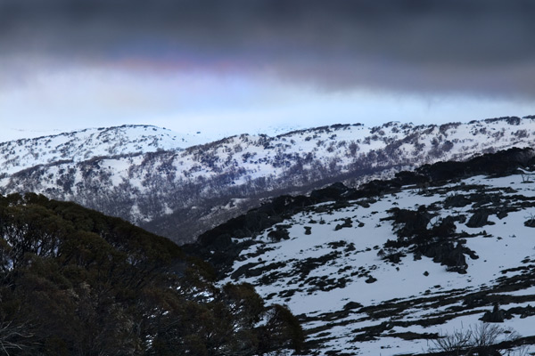 Perisher Sunset