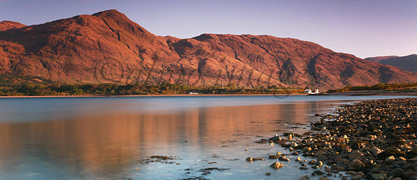 Ardgour from Bunree