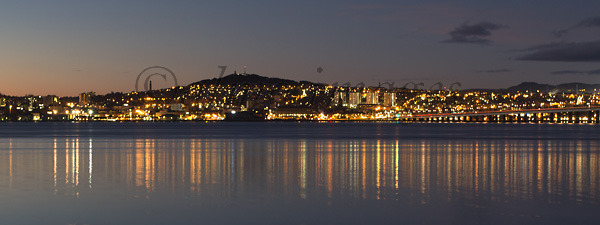 Dundee from Newport-on-Tay