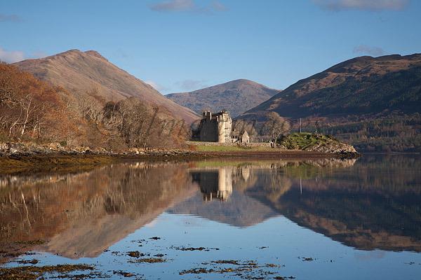 Dunderave Castle, Loch Fyne