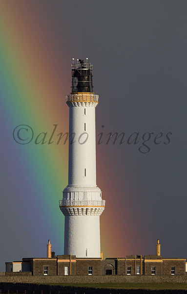 Girdleness Lighthouse, Aberdeen