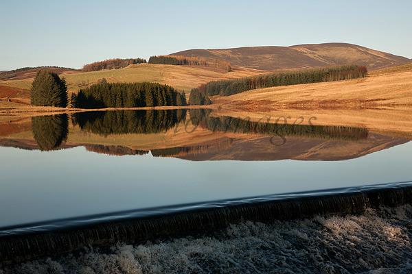 Loch Shandra, Glen Isla