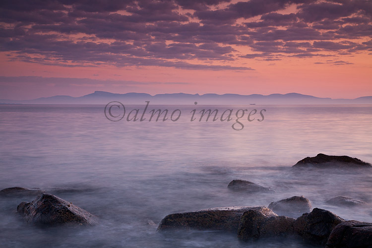 North Skye from Applecross