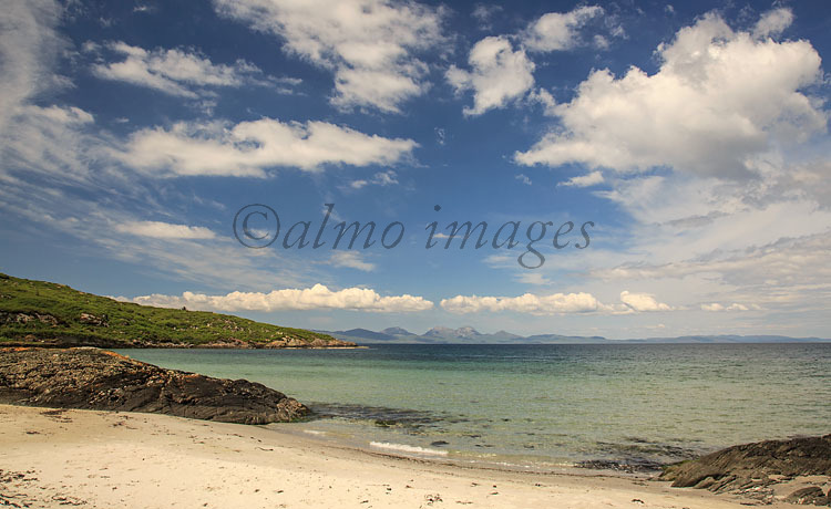 Paps of Jura from the Isle of Gigha