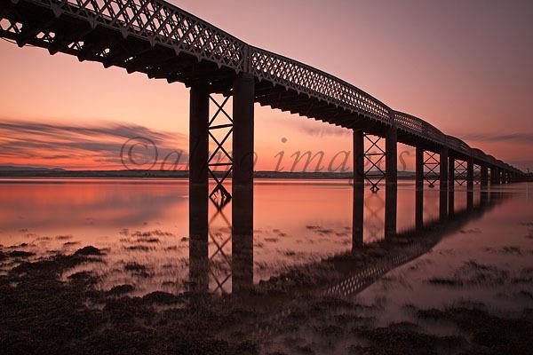 Railway Bridge at Montrose
