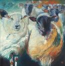 'Making Sheeps Eyes'