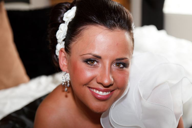 Bride Aston Hall