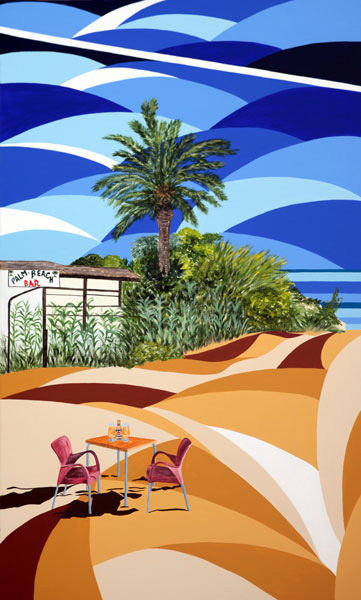 'Beach Life I' SOLD