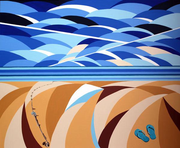 'Beach Life II' SOLD