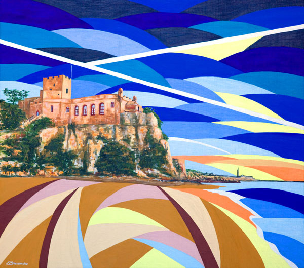 'Ferragudo Castle' SOLD