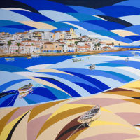 'Ferragudo Light' SOLD