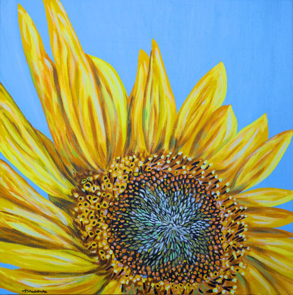 'Golden Patterns' SOLD