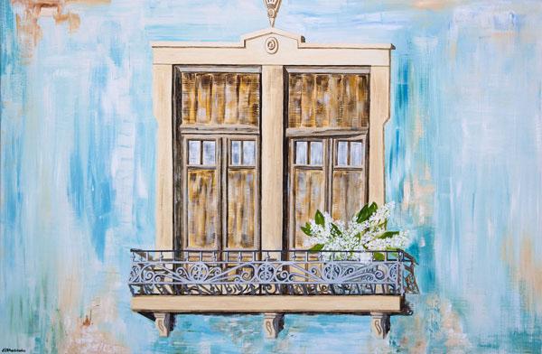 'Odelouca Window II' SOLD