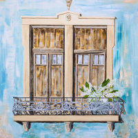'Odelouca Window II' SOLD